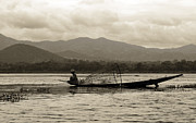 RicardMN Photography - Fisherman on Inle Lake