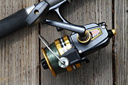 Wingsdomain Art and Photography - Fishing Rod and Reel . 7D13565