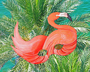 Lizi Beard-Ward - Flamingo Mask 6