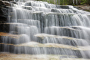 Cascades Prints - Fletcher Cascades - Waterville Valley New Hampshire USA Print by Erin Paul Donovan