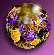 Barry Jones - Floral Globe