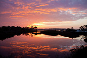 Charles Warren Acrylic Prints - Florida Sunrise Acrylic Print by Charles Warren
