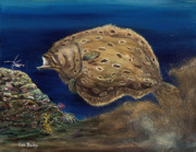 Debra Bailey - Flounder attack