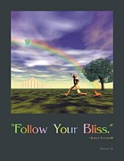 Walter Neal - Follow Your Bliss Poster 2