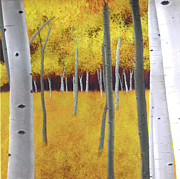 Janie Grice - Forest of Birches