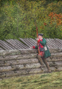 Randy Steele - Fort Ligonier Sentry Lonely Vigil