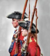 Randy Steele - Fort Ligonier Soldiers