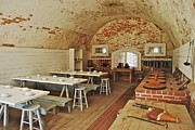 Michael Peychich - Fort Macon Mess Hall_9078_3765