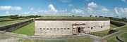 Michael Peychich - Fort Macon panorama 1