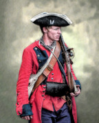 Randy Steele - French and Indian War British Royal...
