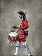 Randy Steele - French Drummer Fort Ligonier...