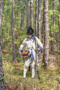 Randy Steele - French Soldier Fort Ligonier...