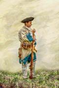 Randy Steele - French Soldier French and Indian War
