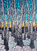Tracy Levesque - Frozen Forest