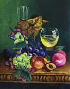 Karon Melillo DeVega - Fruit and Wine