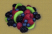 Blackberry Originals - Fruity Mix by Michael Waters
