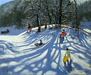 Andrew Macara - Fun in the Snow