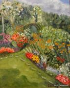 Calliope Thomas - Garden Path