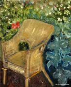 Calliope Thomas - Garden Reading Chair