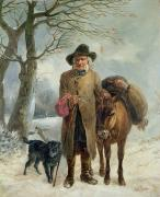 John Barker - Gathering Winter Fuel
