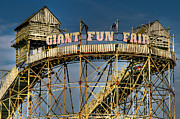 Adrian Evans - Giant Fun Fair