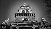 Matthew Green Acrylic Prints - Gloucester City Hall Acrylic Print by Matthew Green