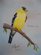 Betty Reineke - Gold Finch