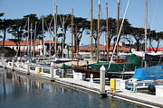 Wingsdomain Art and Photography - Golden Gate Yacht Club At The San...