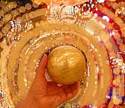 Anne Cameron Cutri - Golden Sphere
