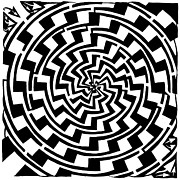 Yonatan Frimer - Gradient Tunnel Spin Maze