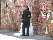 Alfred Ng - Graffiti Wedding