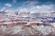 Clarence Holmes - Grand Canyon Winter Wonderland