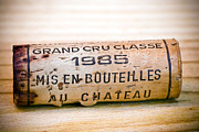 Frank Tschakert - Grand Cru Classe Bordeaux Wine Cork