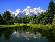 Marty Koch - Grand Tetons 2 Horizontal