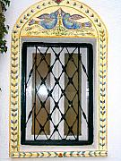 Yvonne Ayoub - Greece Decorative Window