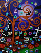 Pristine Cartera Turkus - Halloween Time