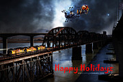 Wingsdomain Art and Photography - Happy Holidays - Once Upon A Time In...