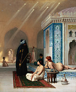 Pg Reproductions - Harem Pool