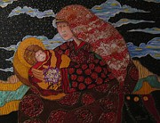 Dede Shamel Davalos - Heavenly Mother and Child