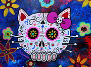 Pristine Cartera Turkus - Hello Kitty Day Of The Dead
