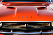 Gordon Dean II - Hemi Orange 1971 Dodge Challenger