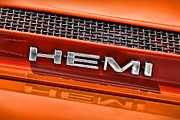 Gordon Dean II - HEMI Plymouth GTX Hood Badge