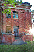 Tamyra Ayles Art - Historic Veterans Hospital III by Tamyra Ayles