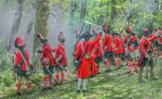 Randy Steele - Hold the Line Royal Highlanders at...