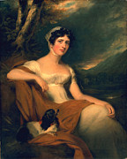 Thomas Lawrence - Honorable Emma Cunliffe later Emma...