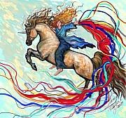 Stacey Mayer - Horse Ribbons or Dancing...