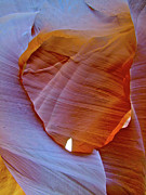 Peter Lik Framed Prints - HUMMING in Lower Antelope Framed Print by Ruth Hager