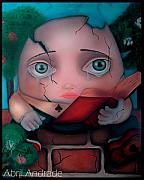Abril Andrade Griffith - Humpty Dumpty