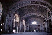 Jim Vansant - Interior Detroit Central Train Station
