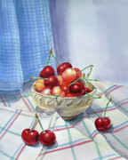 Irina Sztukowski - It Is Raining Cherries